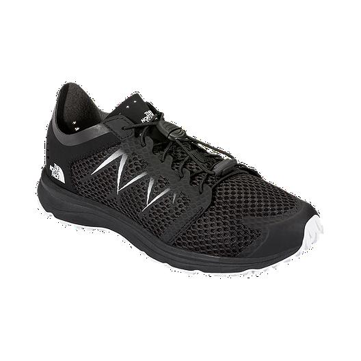 55810560a6455 The North Face Women's LiteWave Flow Lace Sandals - Black/White | Sport Chek