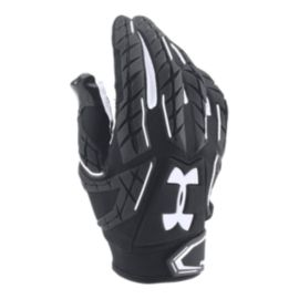Under Armour Fierce Football Glove - Black/White