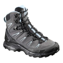 Salomon Women's X Ultra Trek GTX Hiking Boots - Cloud/Black