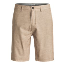 Quiksilver Men's Platypus Amphibian 21 Inch Shorts - Brown