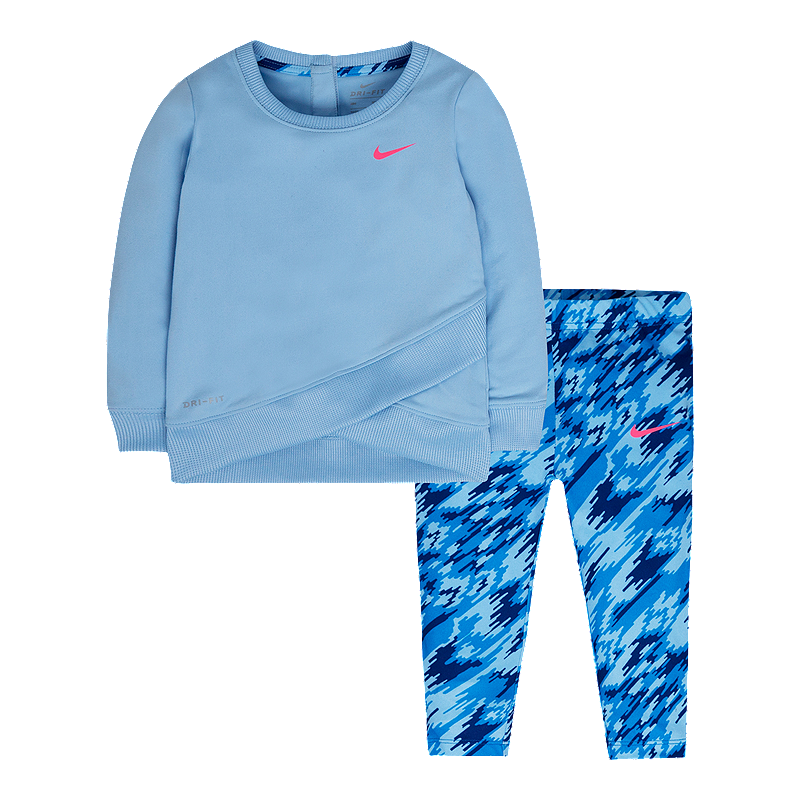 ba3e52d780 Nike Baby Sports Essentials Tunic Top & Leggings Set | Sport Chek