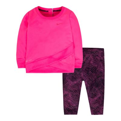 Nike Baby Sports Essentials Tunic Top & Leggings Set