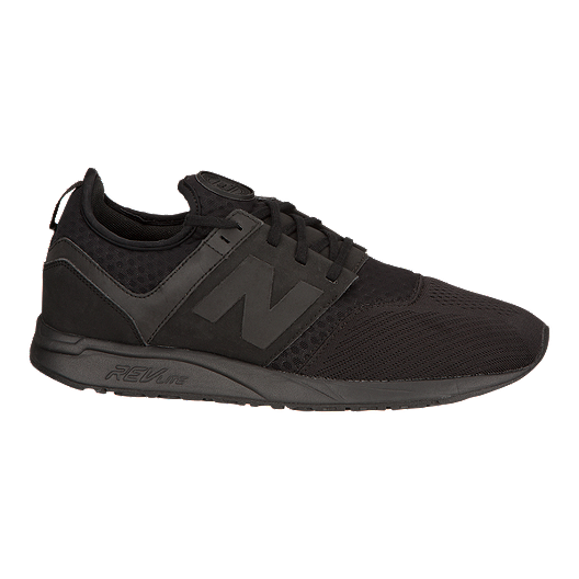 c70f1aa808aef New Balance Men's 247 Luxe Mesh Shoes - Black | Sport Chek