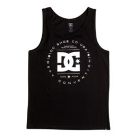 DC Men's Rebuilt Tank - Black