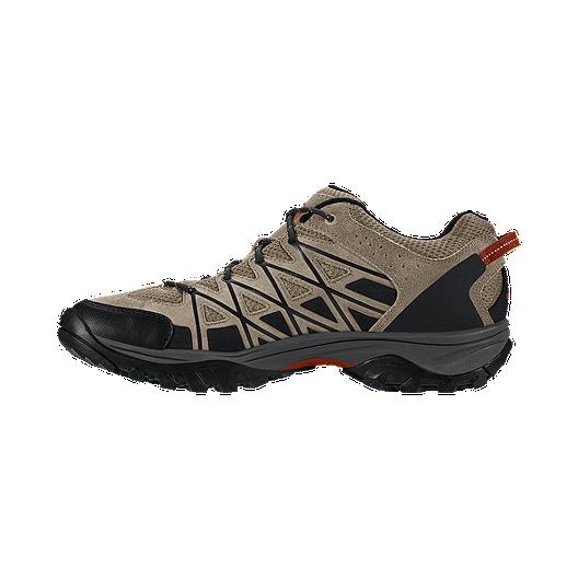 fa967800dec The North Face Men's Storm III Waterproof Hiking Boots - Black/Grey ...