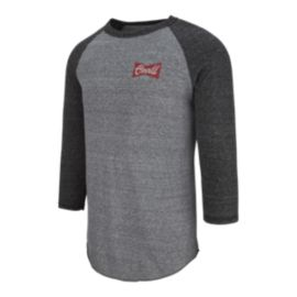 O'Neill Men's Brewer 3/4 Sleeve Raglan T Shirt