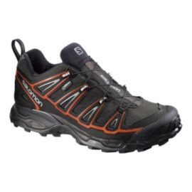 Salomon X-Ultra 2 GTX Men's Hiking Shoes - Black/Orange