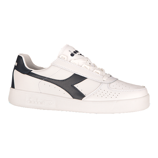 6759dc0317 Diadora Men's B.Elite Shoes - White/Blue