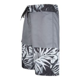 O'Neill Castaway Men's Boardshorts - Charcoal Flower