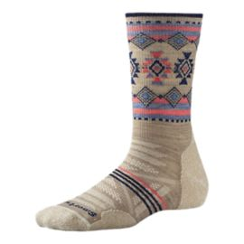 Smartwool PhD Outdoor Light Pattern Women's Crew Socks