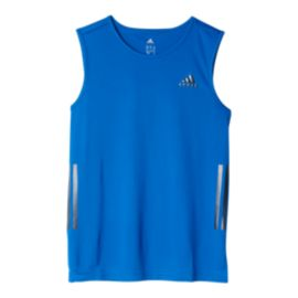 adidas Boys' Sleeveless Training T Shirt