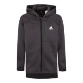 adidas Boys' Messi Full Zip Hoodie