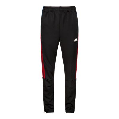 adidas Boys' Urban Football Tiro Pants - Black/Red