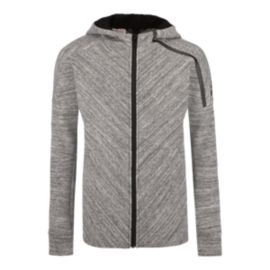 adidas Girls' Z.N.E. Roadtrip Full Zip Hoodie
