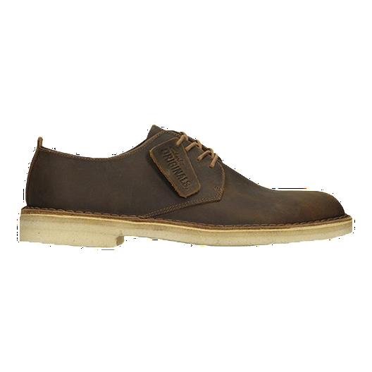 0adfd2dd Clarks Men's Desert London Casual Shoes - Beeswax | Sport Chek