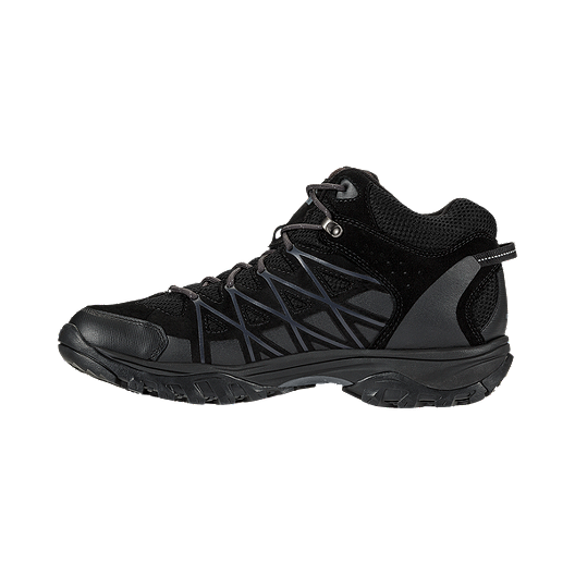 d6cfe97a2 The North Face Men's Storm III Mid Waterproof Hiking Boots - Black ...