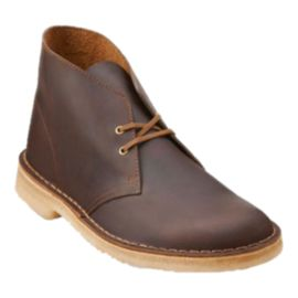 Clarks Men's Desert Casual Boots - Brown/Tan