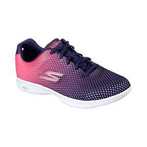 Skechers Women S Go Step Lite Walking Shoes Purple Pink