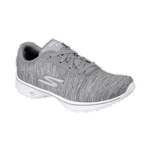 5581a75e74c Skechers Women's GoWalk 4 Walking Shoes - Heather Grey   Sport Chek