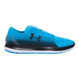 Under Armour Men's SpeedForm® Slingride Fade Running Shoes - Blue/Black