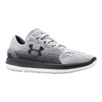 Under Armour Women's SpeedForm® Slingride Fade Running Shoes - Grey/Black