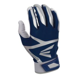 Easton Z7 VRS Hyperskin Batting Glove - Grey/Navy