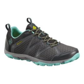 Columbia Women's Scalpel Hiking Shoes - Shark/Dolphin
