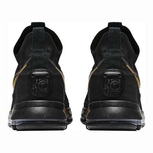 best service ea83e 08e4b Nike Men's KD 9 Elite Basketball Shoes - Black/Yellow/Blue ...