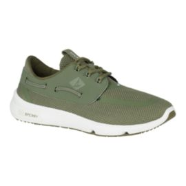 Sperry Men's 7 Seas 3-Eye Casual Shoes - Green