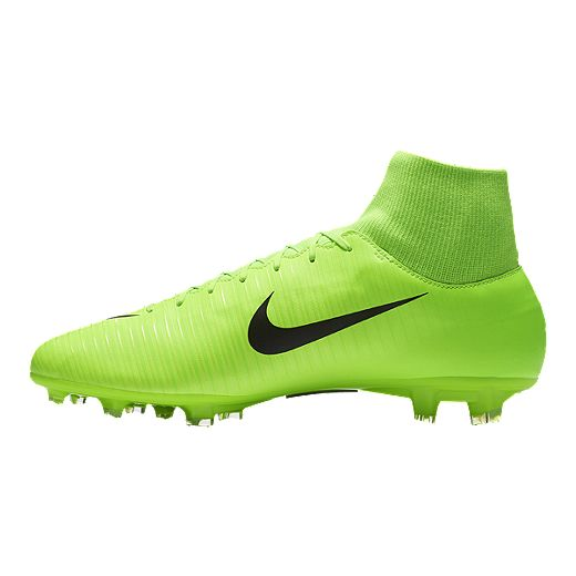 torneo embotellamiento infinito  Nike Men's Mercurial Victory VI Dynamic Fit FG Outdoor Soccer Cleats - Lime  Green/Black | Sport Chek