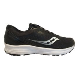 Saucony Men's Grid Azara 4 Running Shoes - Black/White