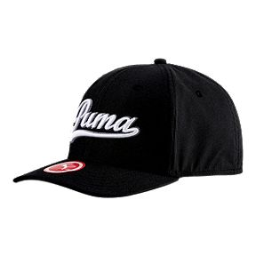 51c09135cab PUMA Golf Men s Script Fitted Hat