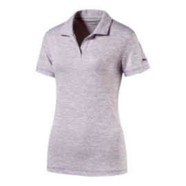 PUMA Golf Women's Space Dye Polo