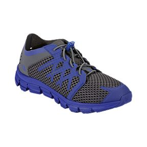 107deb614a5 The North Face Kids  LiteWave Flow Preschool Casual Shoes - Grey Blue