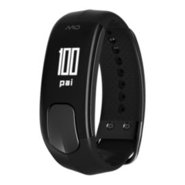 Mio Slice Fitness Tracker - Black Small