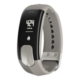 Mio Slice Fitness Tracker - Grey Large