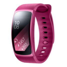 Samsung Gear Fit2 GPS with Heart Rate Monitor - Pink Small