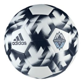 adidas Vancouver Whitecaps FC Fan Soccer Ball