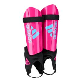 adidas Ghost Youth Shinguards - Shock Pink/Black