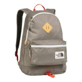 The North Face Berkeley 25L Day Pack - Falcon Brown/Tibetan Orange
