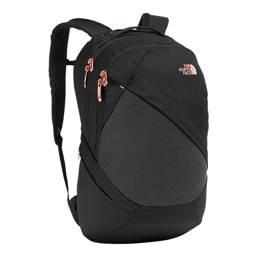 720e39789 The North Face Women's Isabella 21 L Day Pack - Black Heather/Rose ...