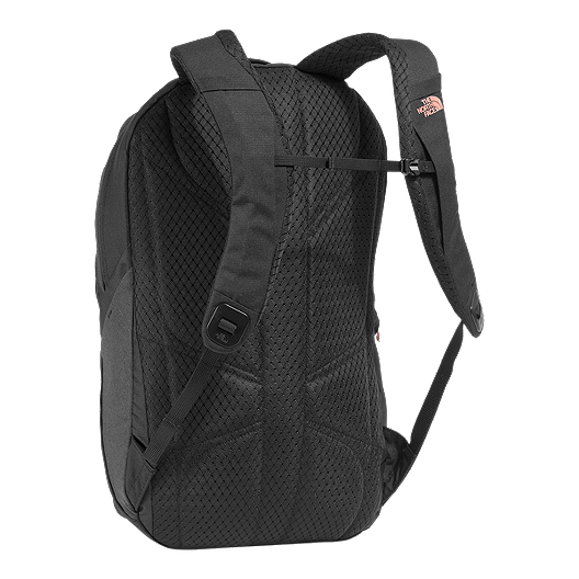 938095600 The North Face Women's Isabella 21 L Day Pack - Black Heather/Rose ...