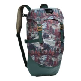 The North Face Homestead Roadtripper Day Pack - Dark Spruce Green