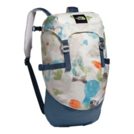 The North Face Homestead Roadtripper Day Pack - Vintage White Sparse Print