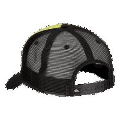 Quiksilver Men s Striped Vee Snapback Hat  d84c91aa280f