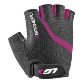Louis Garneau Women's Biogel RX V Cycling Gloves - Fuschia