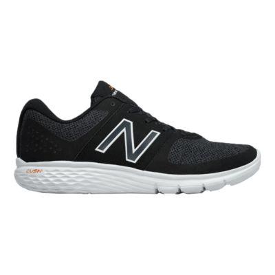 black new balance walking shoes