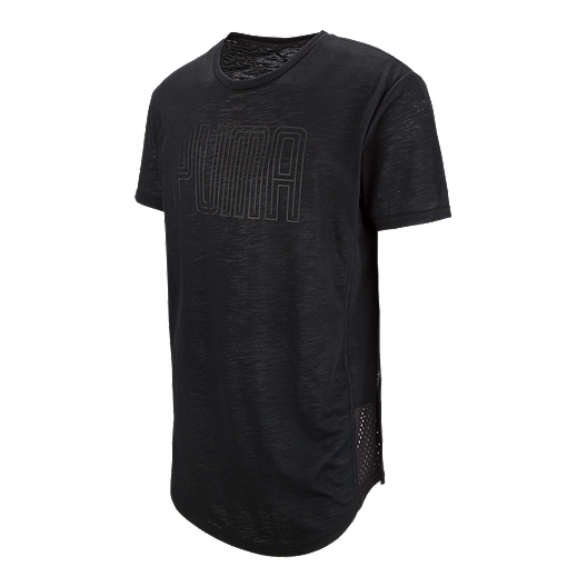cb4d4731d PUMA Men's Dri-Release® Novelty Graphic Short Sleeve Shirt | Sport Chek