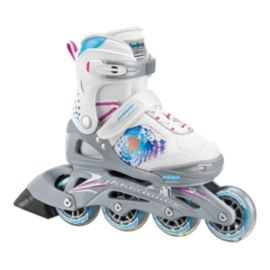 Rollerblade Phaser Flash Girls Adjustable Inline Skate