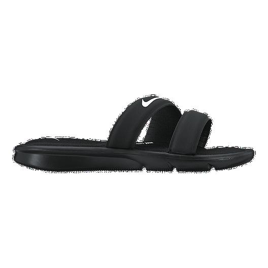 4a2d1fc994bf Nike Women s Ultra Comfort Slide Sandals - Black